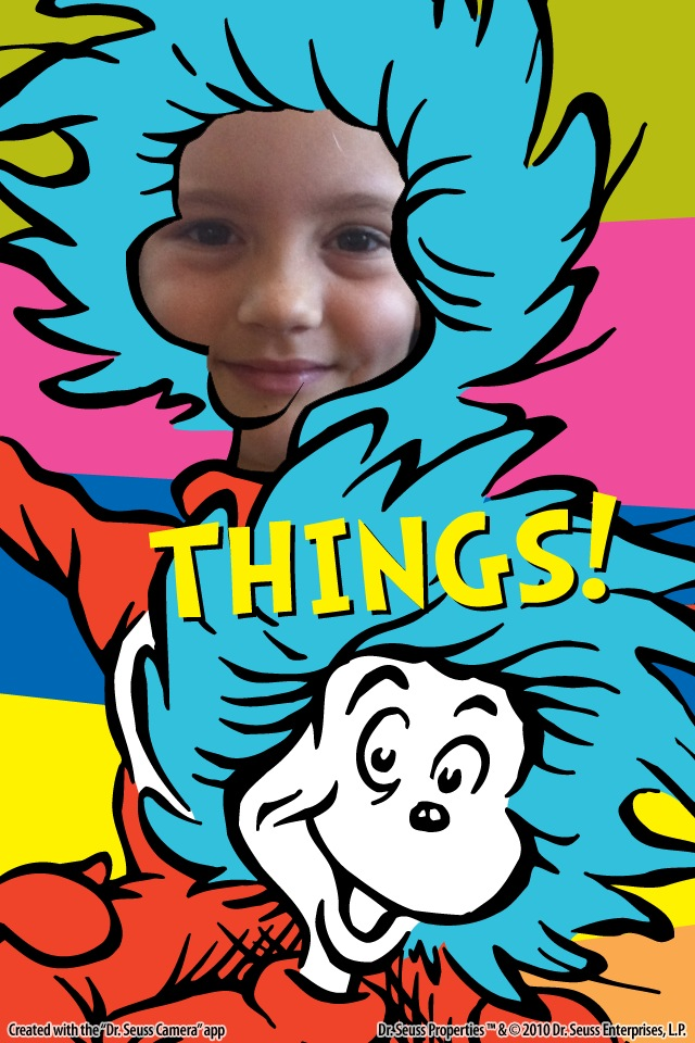 Dr Seuss Camera Make Day Memorable